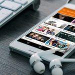 Daftar aplikasi pemutar musik gratis terbaik di android