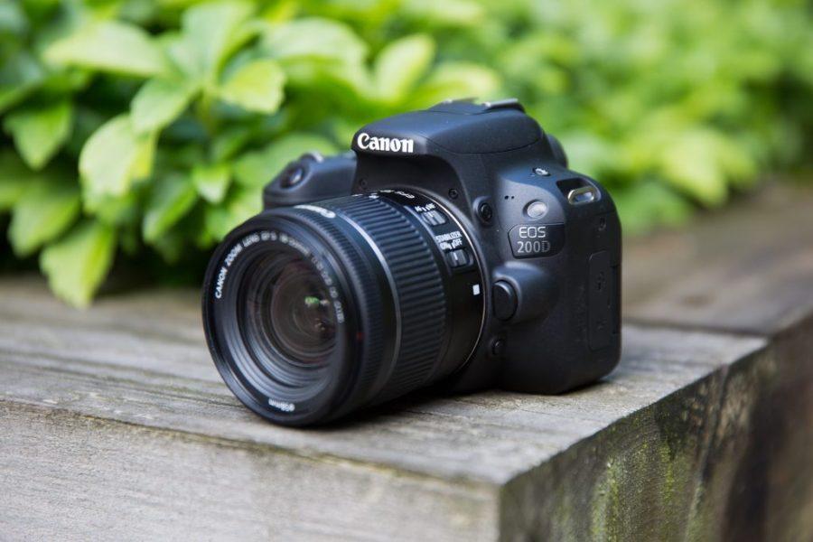 Kamera canon kecil untuk pemula 2019