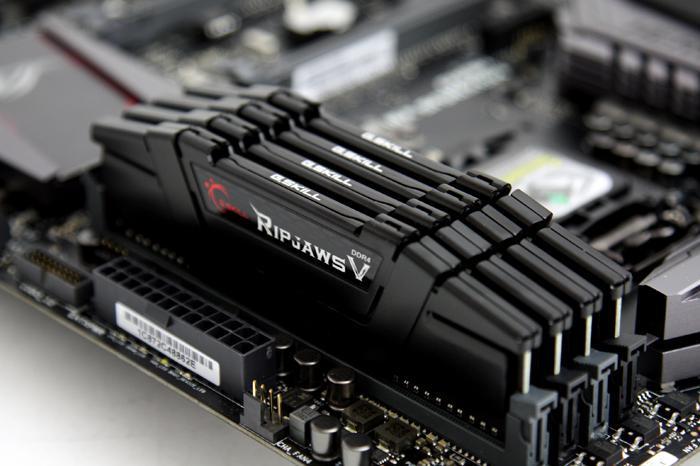 RAM PC G.Skill Ripjaws V 16 GB DDR4 3200