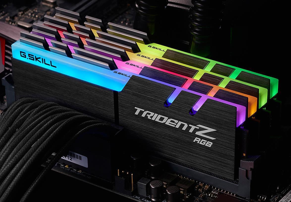 RAM PC G.SKILL Trident Z RGB Series 16 GB DDR4 3200