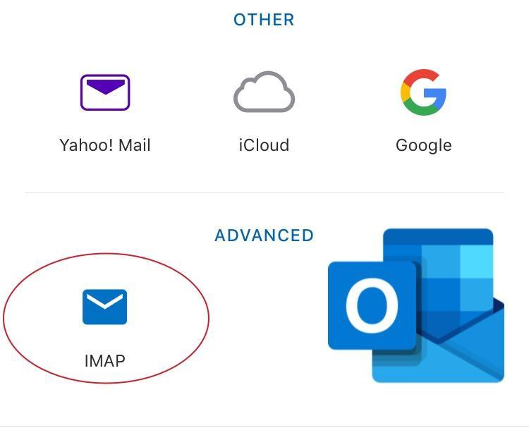 Cara login emal kantor di iphone dengan outlook