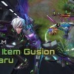 Buil item hero Gusion terbaru paling sakit