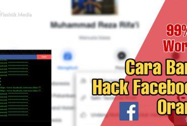 Cra Hack Akun FB Orang Paling Ampuh