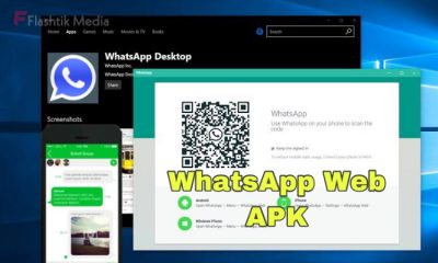 Download WhatsApp web apk untuk android