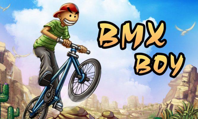 Game Offline BMX Boy