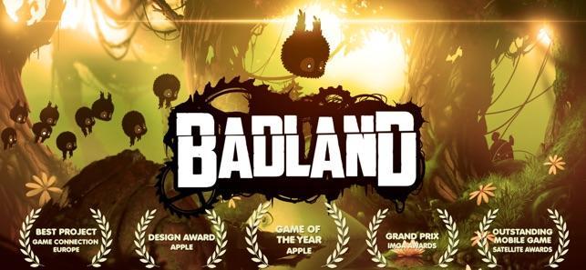 Game Offline Badland