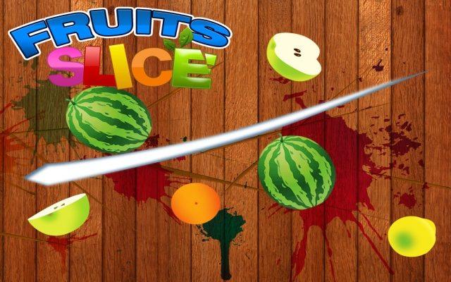 Game Offline Fruit Slice