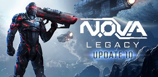 Game Offline N.O.V.A Legacy