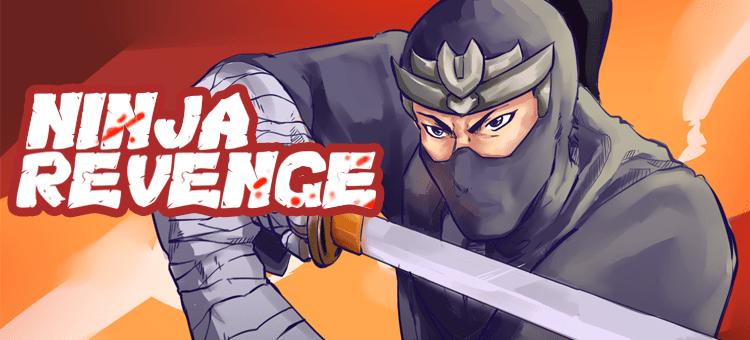 Game Perang Offline Ninja Revenge