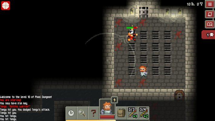 Game Petualangan Pixel Dungeon