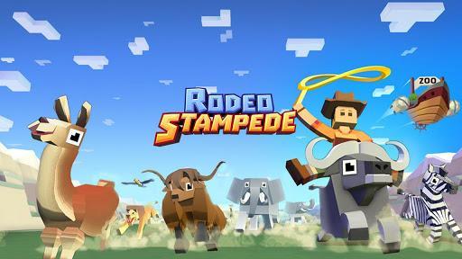Game Offline Rodeo Stampede