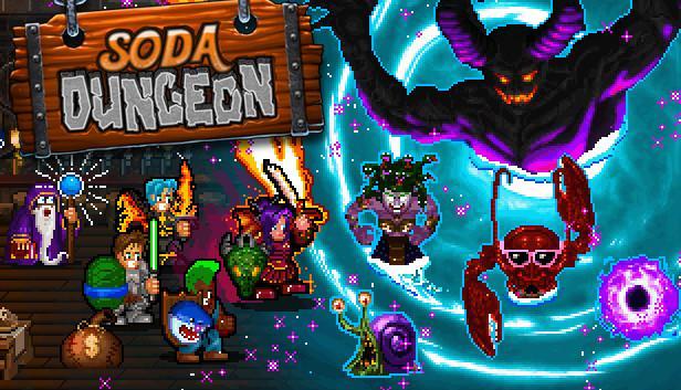 Game Offline Soda Dungeon