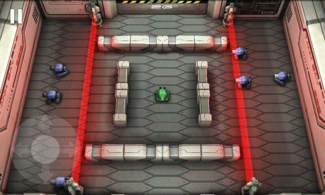 Game Offline Tank Hero