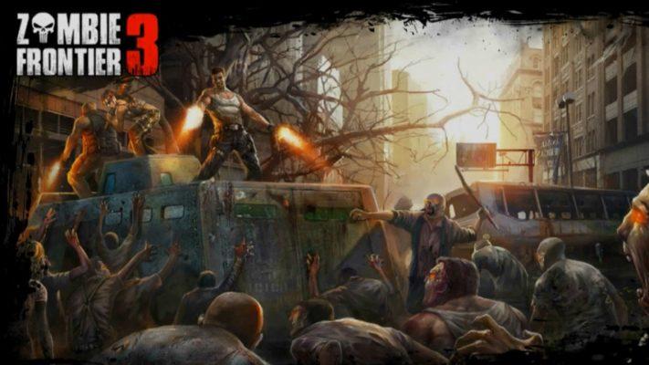 Game Offline Zombie Frontier