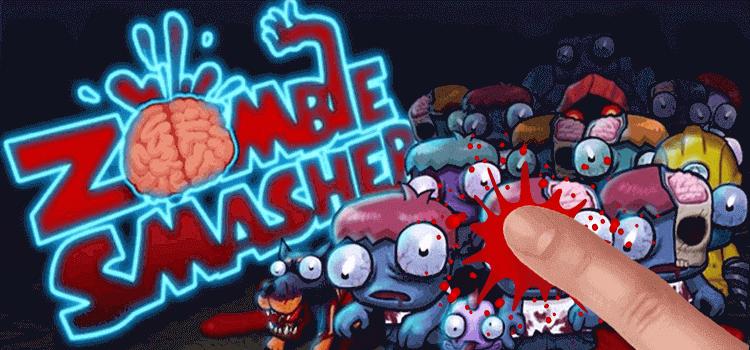 Game Offline Zombie Smasher
