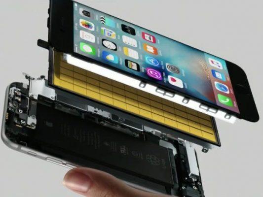 Biaya Ganti LCD iPhone