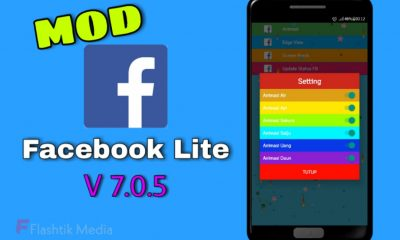 Download MOD Facebook Lite V7