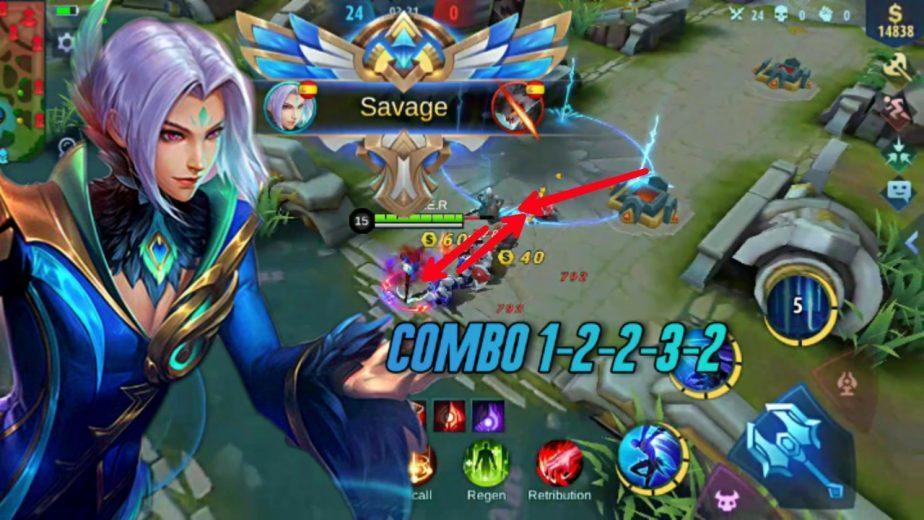 Cara menggunakan hero Ling Mobile Legends