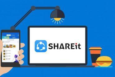 Cara menggunakan share it pc windows