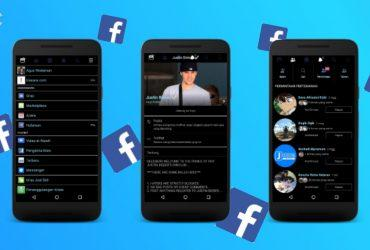 Download Facebook Dark Mode Apk Terbaru