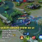 Skript map dragon drone view