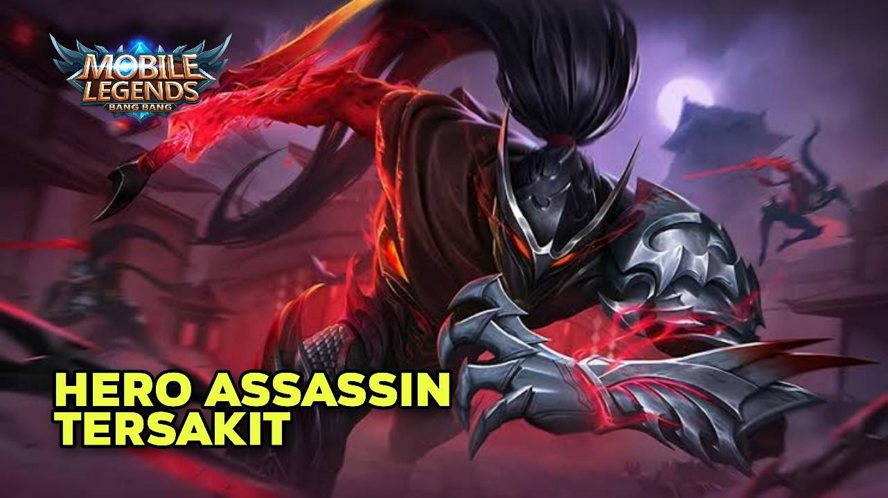 Hero Assassin Tersakit