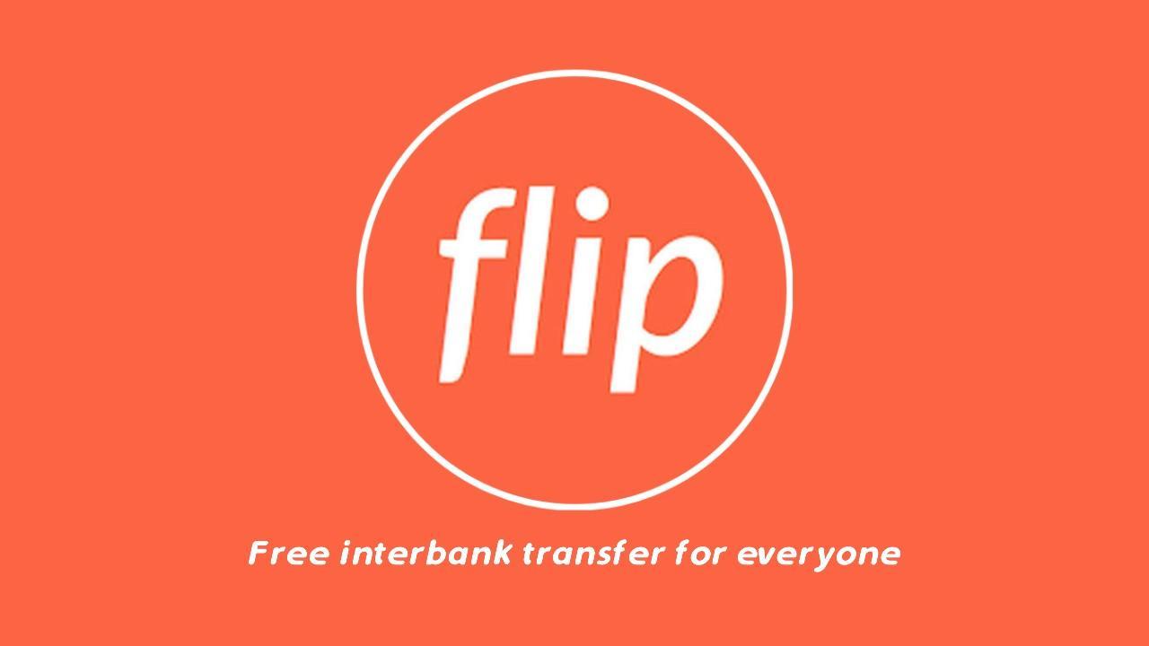 Flip tranfer uang gratis