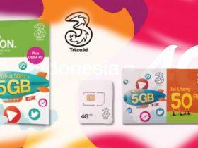 cara upgrade kartu tri 4G