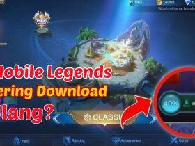 penyebab mobile legends sering download ulang