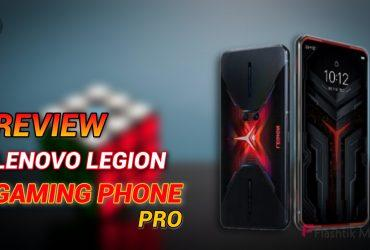 review spek lenovo legion gaming phone