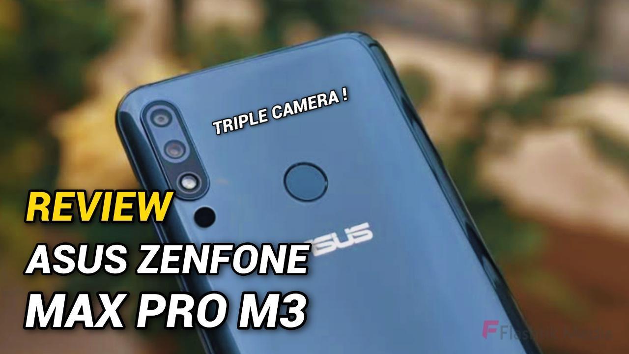 Review spesifikasi Asus Zenfone Max M3