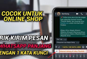 kirim pesan whatsapp cepat
