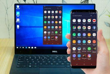 Cara Screen Mirroring HP ke laptop