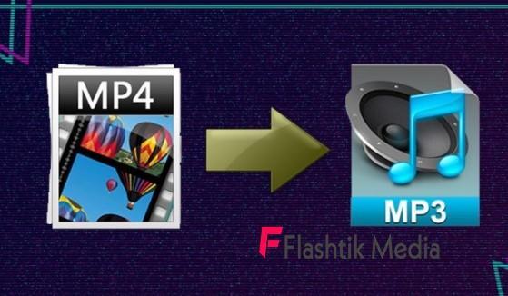Mengubah MP4 ke MP3