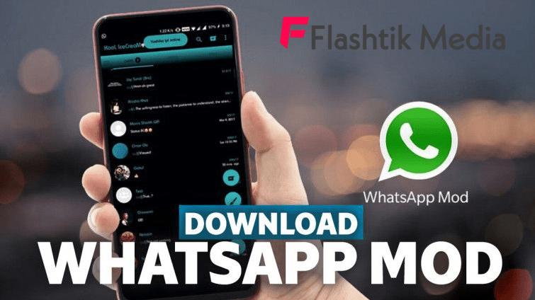 Download Whatsapp Mod Apk Terpopuler