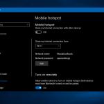 Cara Membuat Hotspot di Laptop Windows 10