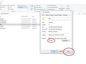 Cara Menyembunyikan File di Laptop