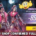 Kapan Mystery Shop Part 4 FF Rilis