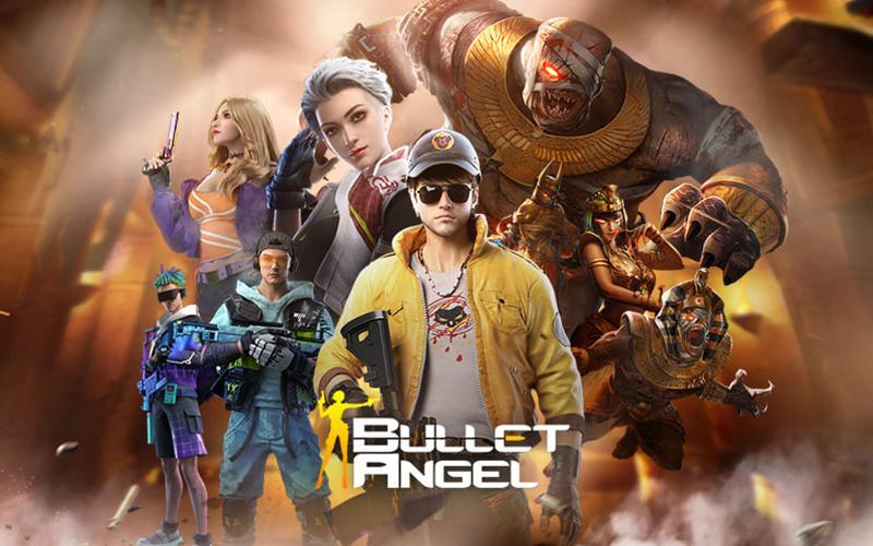 top up bullet angel