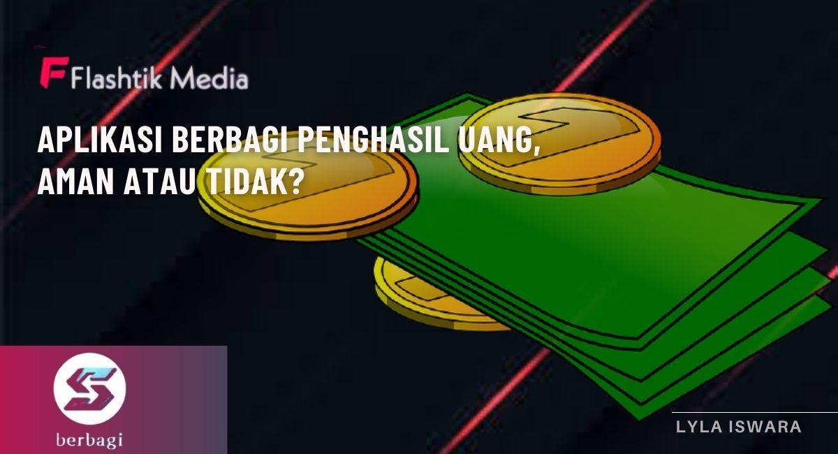 Aplikasi Berbagi penghasil uang