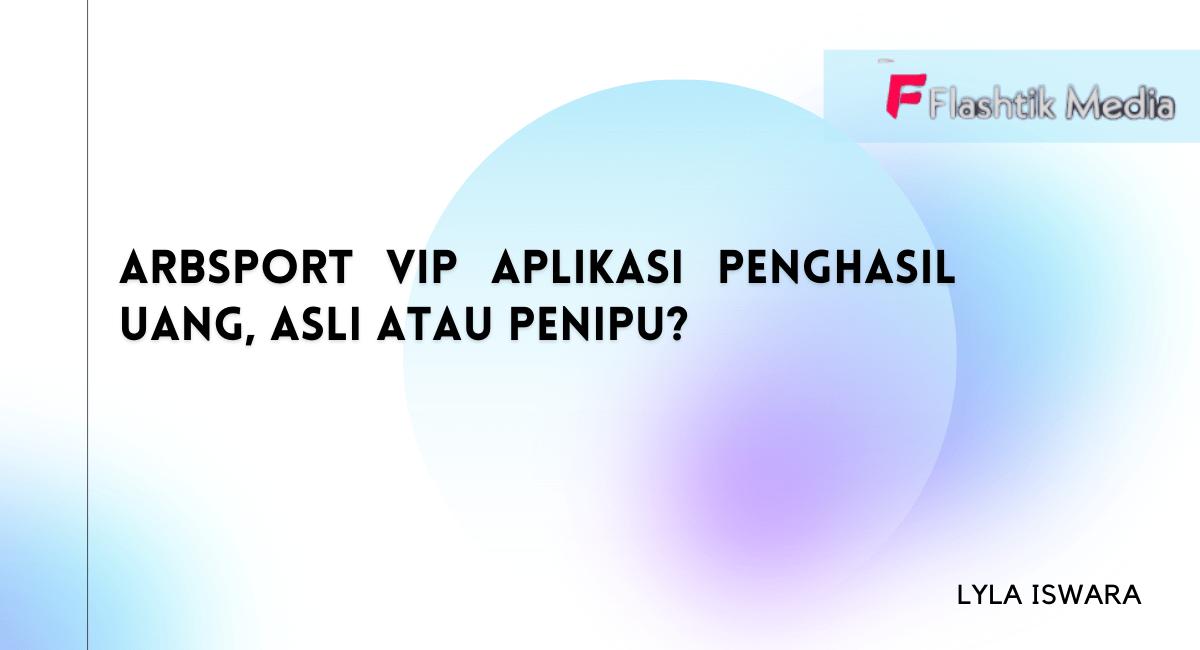 Arbsport VIP Money Making App