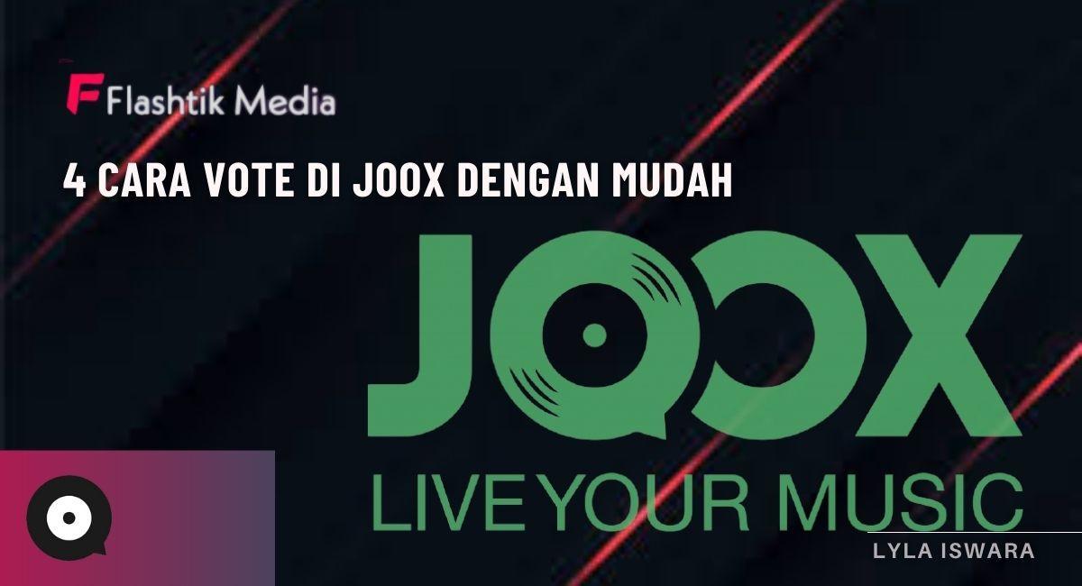cara vote di joox