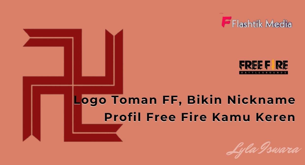 How to Make a Toman FF Logo on a Nickname