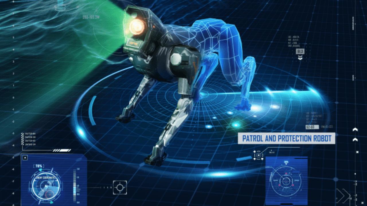 Aktifkan 10 Robot Patrol PUBG Untuk Menyelesaikan Mission Ignition