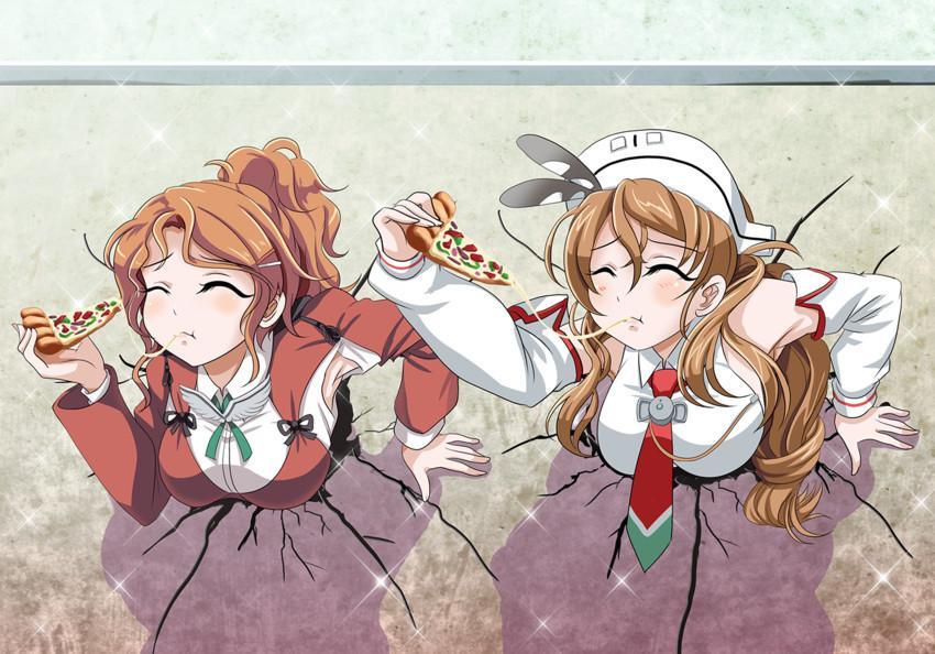 Anime Viral di TikTok, Anime Stuck in The Wall 3D