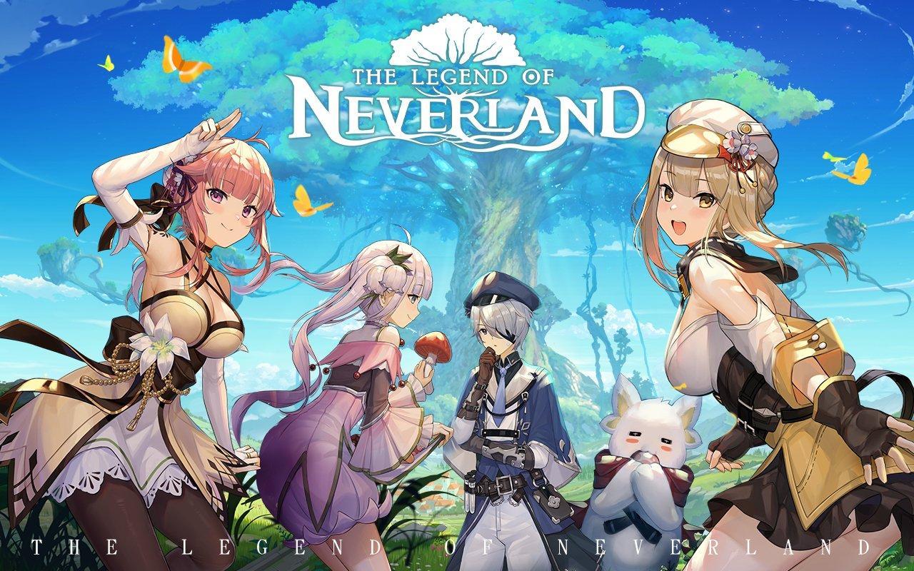 Kode Redeem Terbaru The Legend of Neverland 2021
