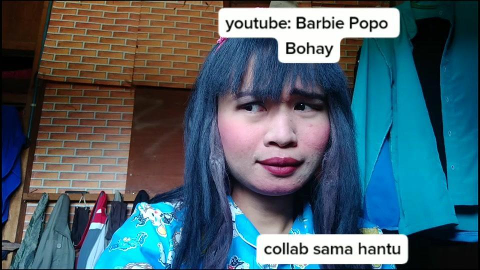 Popo TikTok Barbie Viral