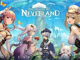 Top Up The Legend of Neverland